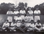 RWS Junior Cricket Team - 1952