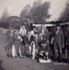 Juniors after Swimming at Whipps Cross Lido - 1951